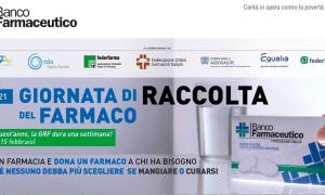 Giornata Raccolta Farmaco 2021