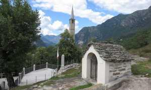 Montecrestese Cappella