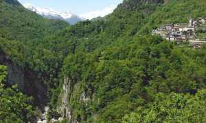 Valle Anzasca CalascaCastiglione2