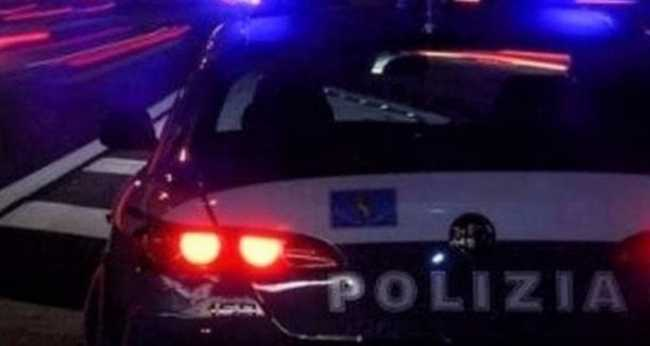 a polizia notte