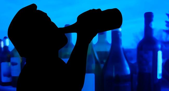 alcool a vetro