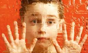 corta autismo bambino