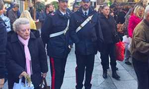 corta carabinieri controlli mercato