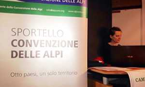 corta convenzione alpi relatrice