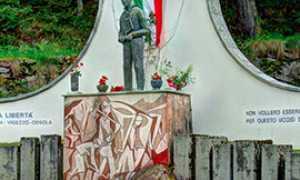 corta finero monumento caduti