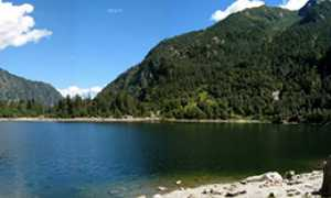 corta lago antrona