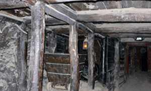 corta miniera oro interno