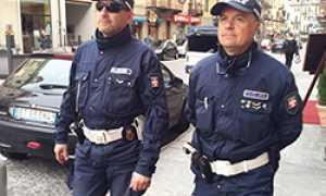 corta polizia municipale vigili