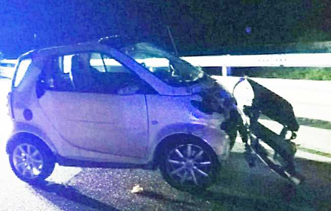 incidente masera vigezzo due