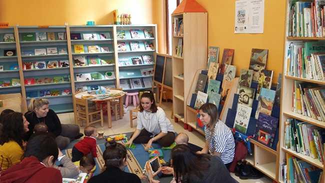 letture biblioteca domo 1