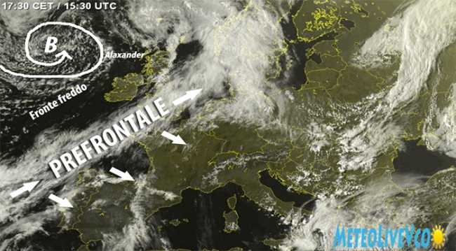 meteo vista satellite mag