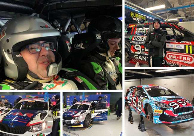 monza rally 19 mix