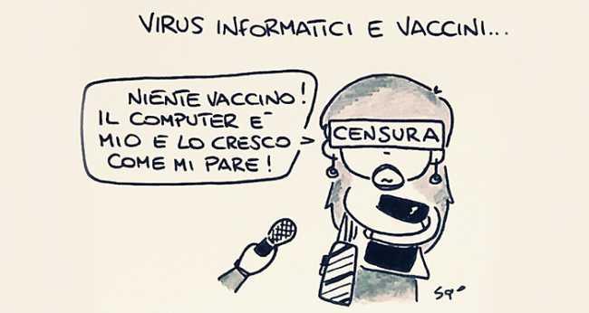 sapo 17 5 17 vaccini