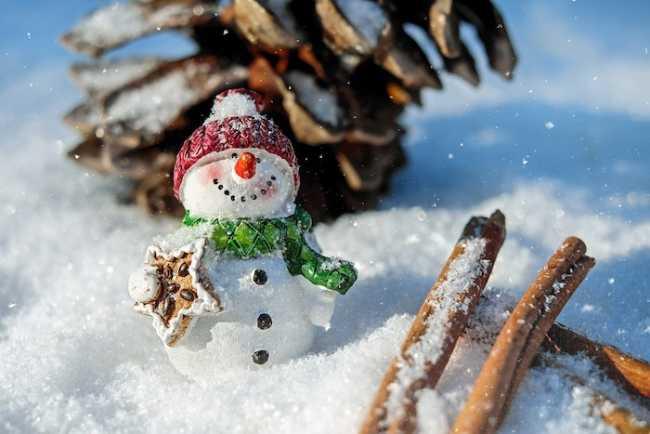 snow man 1882635 960 720