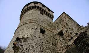 Vogogna castello