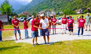 b area picnic villaggio villa