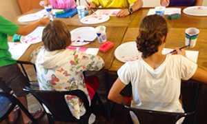 b bambini disegno