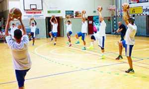 b basket vinavil primo allenamento16