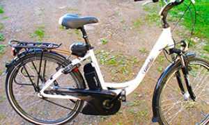 b bici elettrica