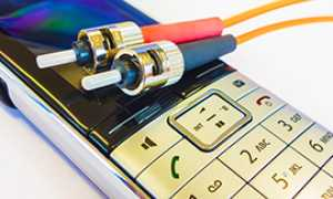 b cavi fibra telefono