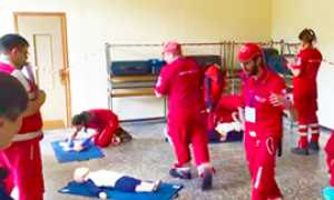 b croce rossa gare soccorso