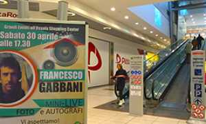 b gabbani ossola shopping center