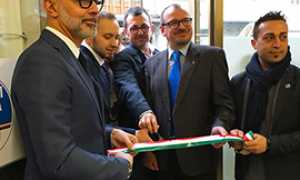 b inaugurazione sede fratelli italia an