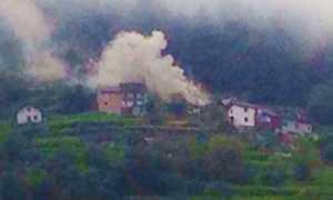 b incendio crevola casa monte