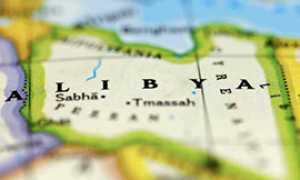 b libia cartina