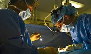 b ospedale operazione chirurghi