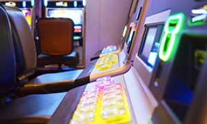 b slot machine