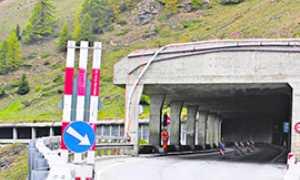 b strada sempione galleria svizzera