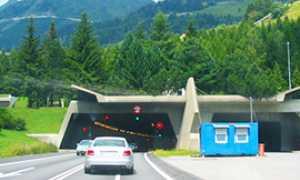 b tunnel gottardo