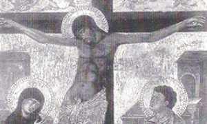 corta Cimabue crocefisso
