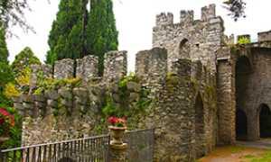 corta Domodossola castello resti