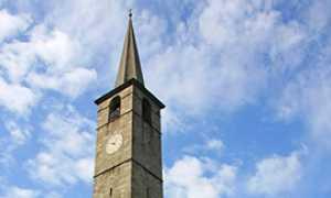 corta Montecrestese campanile