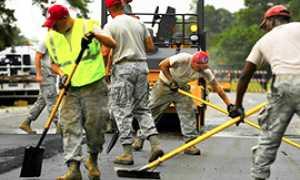 corta asfalto lavori strada
