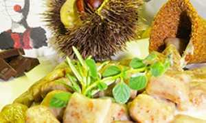 corta chef bartolucci gnocchi castagne