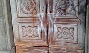 corta danni porta chiesa premosello