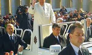 corta giubileo Papa Francesco ossolani
