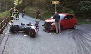 corta incidente vagna auto