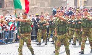 corta militari marcia