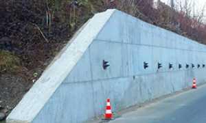 corta muro ferrovia villa