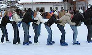 corta pista ghiaccio antrona