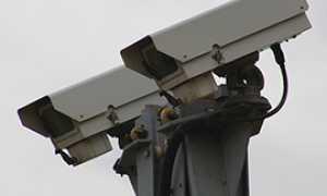 corta telecamera sicurezza