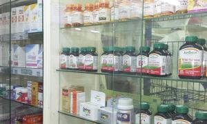 farmacia scaffale