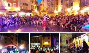 giovedi estate piazza tango mix