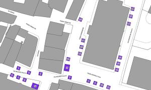 mercato agricolo domo mappa