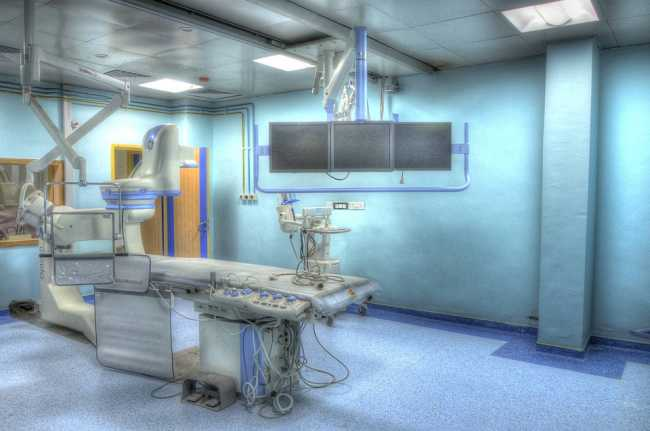 ospedale sala