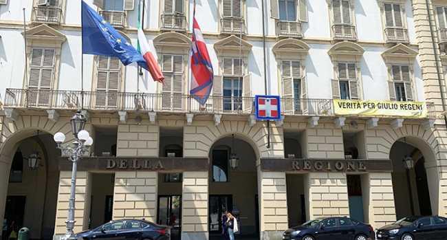palazzo regionr piazza castello